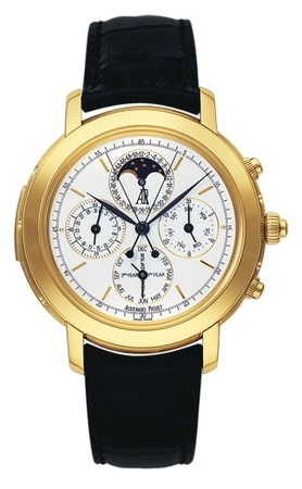 Audemars Piguet Jules Audemars Grand Complication  Men's Watch 25866BA.OO.D002CR.01