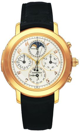 Audemars Piguet Jules Audemars Grand Complication  Men's Watch 25866OR.OO.D002CR.02
