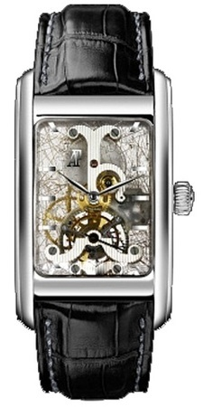 Audemars Piguet Edward Piguet Tourbillon Skeleton Men's Watch 25924BC.OO.D002CR.01