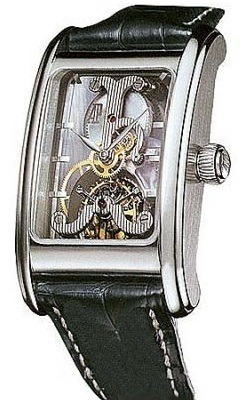 Audemars Piguet Edward Piguet Tourbillon Skeleton Men's Watch 25924PT.OO.D002CR.01