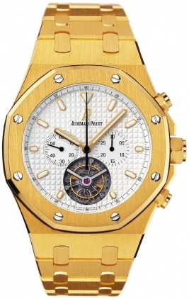 Audemars Piguet Royal Oak Tourbillon Chronograph  Men's Watch 25977BA.OO.1205BA.02