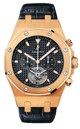 Audemars Piguet Royal Oak Tourbillon Chronograph  Men's Watch 25977OR.OO.D002CR.01