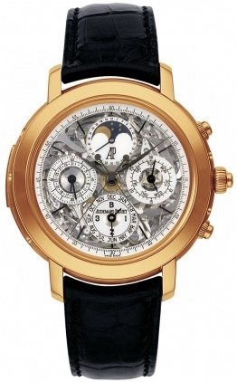 Audemars Piguet Jules Audemars Grand Complication  Men's Watch 25996OR.OO.D002CR.01