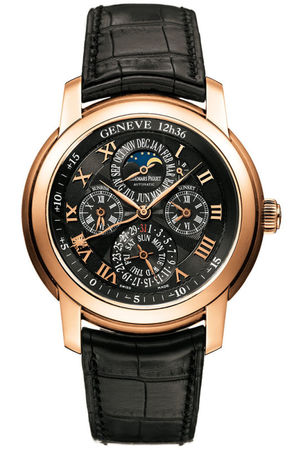 Audemars Piguet Jules Audemars Equation of Time  Men's Watch 26003OR.OO.D002CR.01