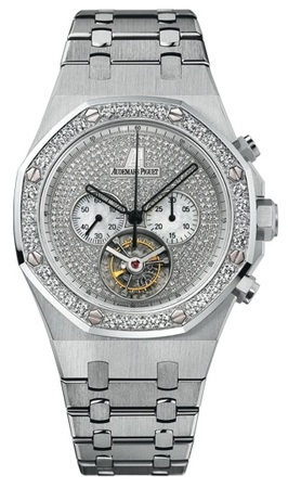 Audemars Piguet Royal Oak Tourbillon Chronograph  Men's Watch 26039BC.ZZ.1205BC.01