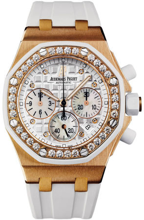 Audemars Piguet Royal Oak Offshore Chronograph  Women's Watch 26048OK.ZZ.D010CA.01