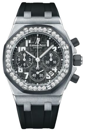 Audemars Piguet Royal Oak Offshore Chronograph  Women's Watch 26048SK.ZZ.D002CA.01