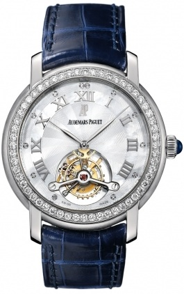 Audemars Piguet Jules Audemars Tourbillon  Women's Watch 26084BC.ZZ.D056CR.01