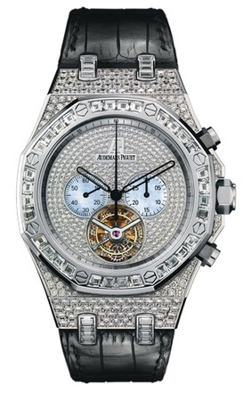 Audemars Piguet Royal Oak Tourbillon Chronograph  Men's Watch 26116BC.ZZ.D002CR.01