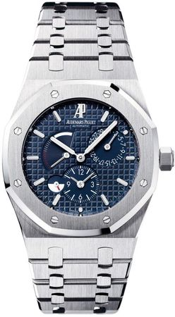 Audemars Piguet Royal Oak Dual Time Power Reserve Men's Watch 26120ST.OO.1220ST.02