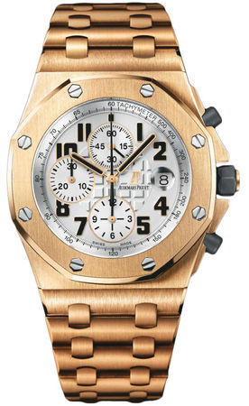 Audemars Piguet Royal Oak Offshore Chronograph  Men's Watch 26170OR.OO.1000OR.01