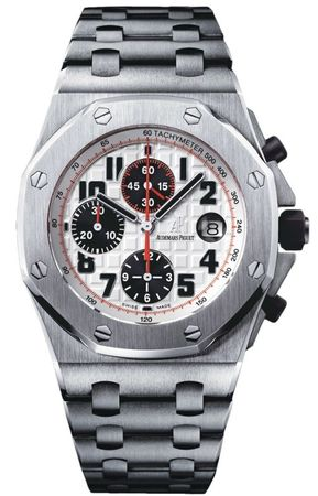 Audemars Piguet Royal Oak Offshore Chronograph  Men's Watch 26170ST.OO.1000ST.01