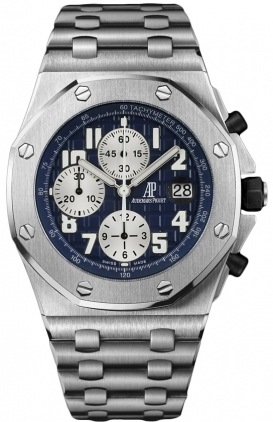 Audemars Piguet Royal Oak Offshore Chronograph  Men's Watch 26170ST.OO.1000ST.09