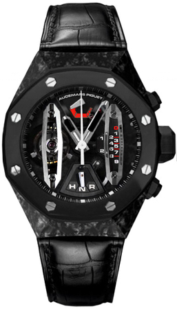 Audemars Piguet Royal Oak Tourbillon Carbon Concept  Men's Watch 26265FO.OO.D002CR.01