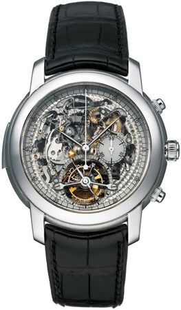 Audemars Piguet Jules Audemars Minute Repeater Tourbillon Chronograph  Men's Watch 26270PT.OO.D002CR.01