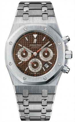 Audemars Piguet Royal Oak Chronograph 39mm Men's Watch 26300ST.OO.1110ST.08