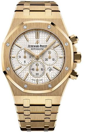 Audemars Piguet Royal Oak Chronograph  Men's Watch 26320BA.OO.1220BA.01