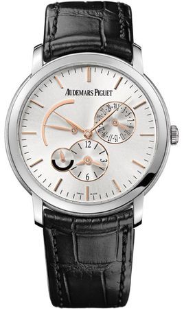 Audemars Piguet Jules Audemars Dual Time  Men's Watch 26380BC.OO.D002CR.01