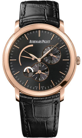 Audemars Piguet Jules Audemars Dual Time  Men's Watch 26380OR.OO.D002CR.01