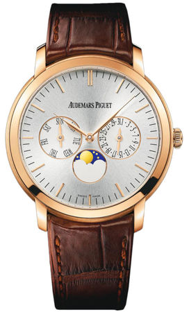 Audemars Piguet Jules Audemars Moon-Phase Calendar  Men's Watch 26385OR.OO.A088CR.01