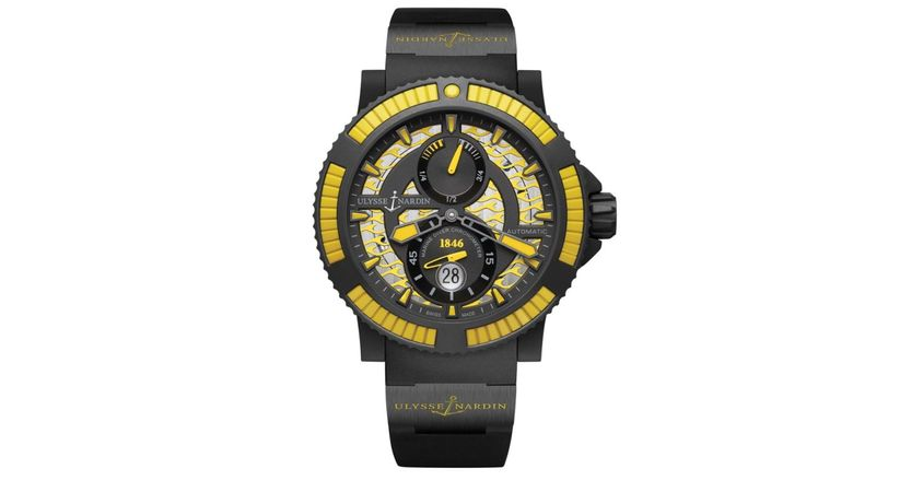 Ulysse Nardin - мужские наручные часы