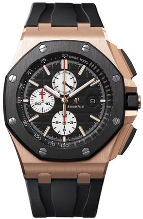 Audemars Piguet Royal Oak Offshore Chronograph 44mm Men's Watch 26400RO.OO.A002CA.01