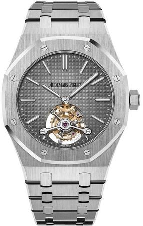 Audemars Piguet Royal Oak Tourbillon  Men's Watch 26510PT.OO.1220PT.01
