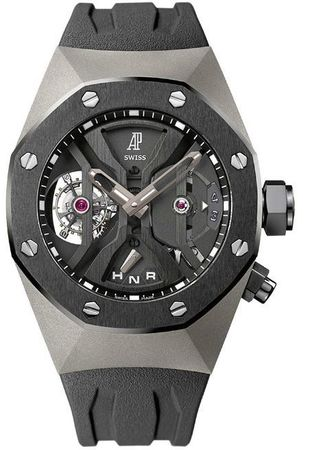 Audemars Piguet Royal Oak Concept GMT Tourbillon  Men's Watch 26560IO.OO.D002CA.01