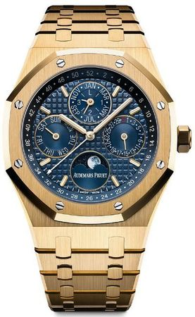 Audemars Piguet Royal Oak Perpetual Calendar  Men's Watch 26574BA.OO.1220BA.01