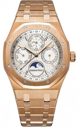 Audemars Piguet Royal Oak Perpetual Calendar  Men's Watch 26574OR.OO.1220OR.01