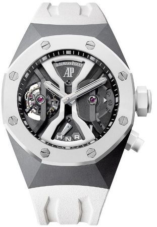 Audemars Piguet Royal Oak Concept GMT Tourbillon  Men's Watch 26580IO.OO.D010CA.01