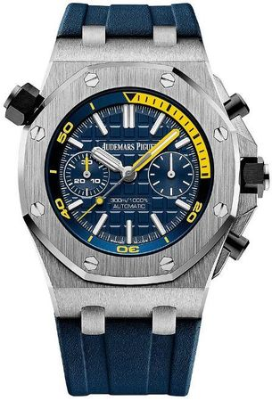 Audemars Piguet Royal Oak Offshore Chronograph Diver Men's Watch 26703ST.OO.A027CA.01
