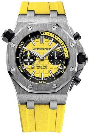 Audemars Piguet Royal Oak Offshore Chronograph Diver Men's Watch 26703ST.OO.A051CA.01