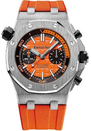 Audemars Piguet Royal Oak Offshore Chronograph Diver Men's Watch 26703ST.OO.A070CA.01
