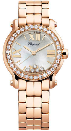 Chopard Happy Sport   Women's Watch 274189-5007