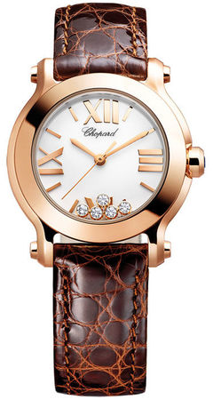 Chopard Happy Sport   Women's Watch 274189-5010