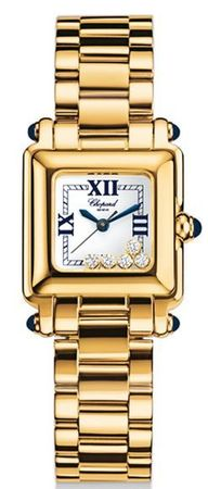 Chopard Happy Sport Square Small  Women's Watch 276851-0007