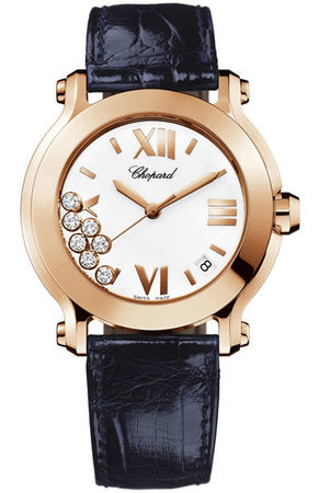 Chopard Happy Sport Medium 36mm  Women's Watch 277471-5001