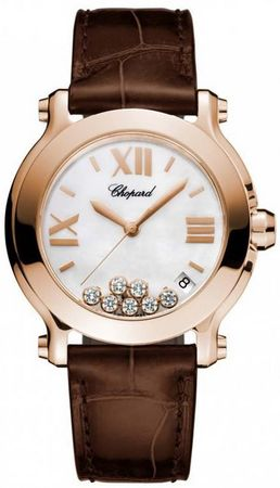 Chopard Happy Sport Medium 36mm  Women's Watch 277471-5002