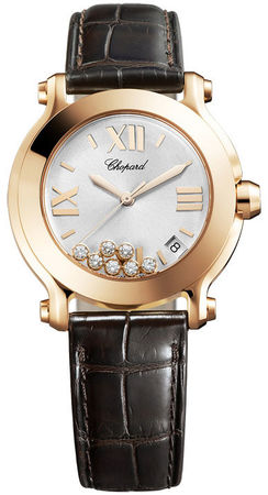 Chopard Happy Sport Medium 36mm  Women's Watch 277471-5013