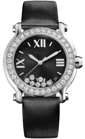 Chopard Happy Sport Medium 36mm  Women's Watch 277473-1004