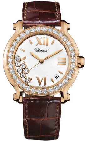 Chopard Happy Sport Medium 36mm  Women's Watch 277473-5001