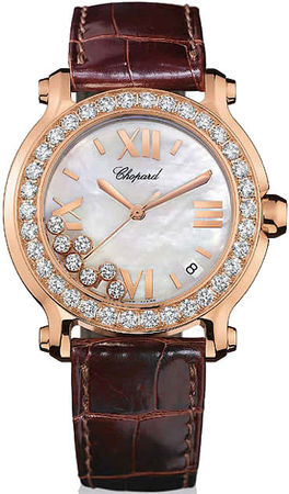 Chopard Happy Sport Medium 36mm  Women's Watch 277473-5002