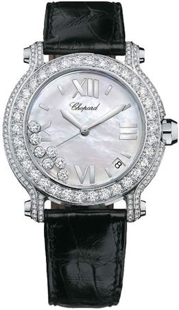 Chopard Happy Sport Medium 36mm  Women's Watch 277480-1001