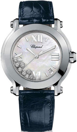 Chopard Happy Sport Medium 36mm  Women's Watch 278475-3002
