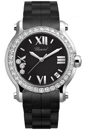 Chopard Happy Sport Medium 36mm  Women's Watch 278475-3017