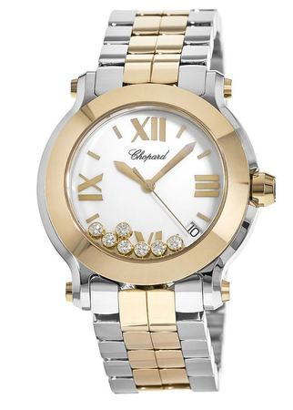 Chopard Happy Sport Medium 36mm  Women's Watch 278488-9001