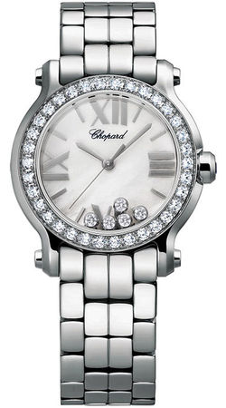 Chopard Happy Sport   Women's Watch 278509-3010