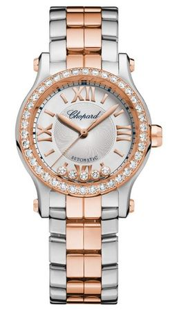 Chopard Happy Sport   Women's Watch 278573-6004