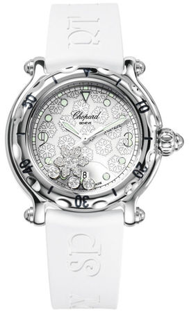 Chopard Happy Snowflakes   Women's Watch 278949-3001